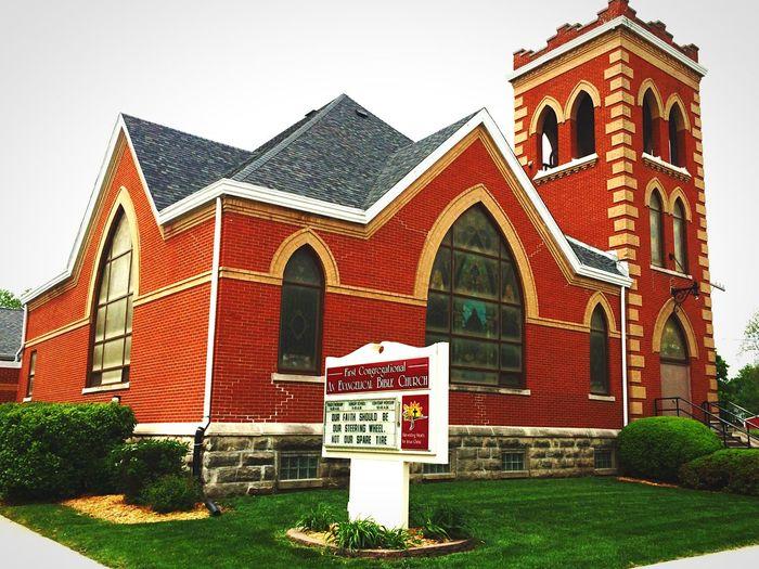 First Congregational Church Church