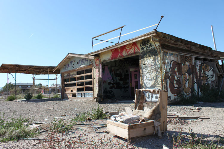 Abandoned Abandoned & Derelict Abandoned Places EyeEm_abandonment Forgotten No People Salton Sea Urban Exploration