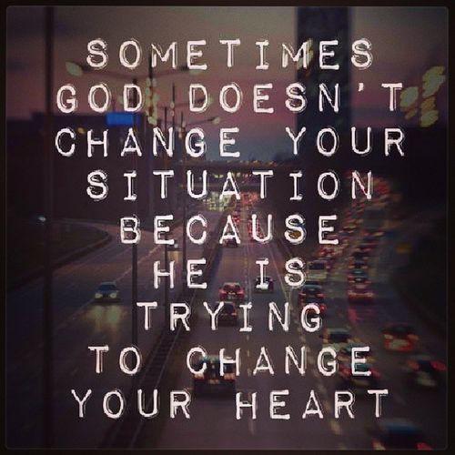 Change my heart, O God. Possibilities  Prayer Seethebigpicture
