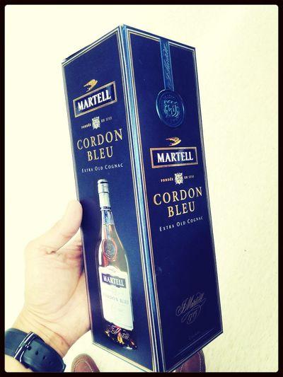 Cognac Party Time Celebration