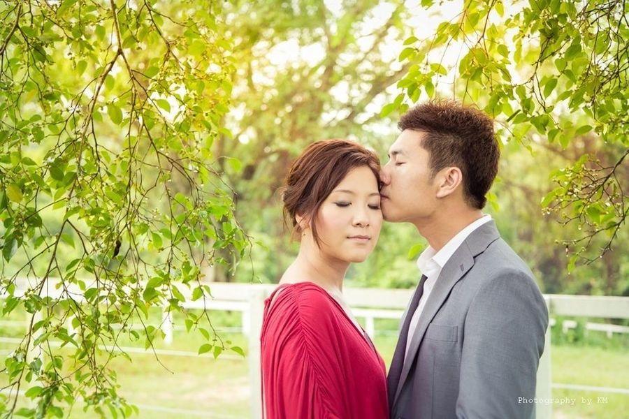 Portrait AMPt - LOVE Dance With Me - Prewedding By KM