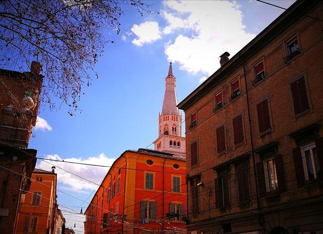 Architecture Building Exterior Tower Ghirlandina Modena The Week Of Eyeem The Week On EyeEm