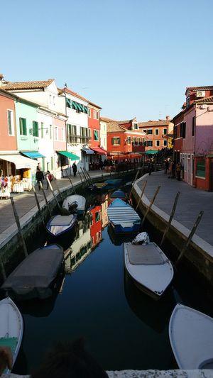 Burano Burano, Italy Colors