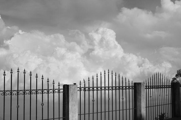 Kodaikanal Heavenly Monochrome Clouds First Eyeem Photo