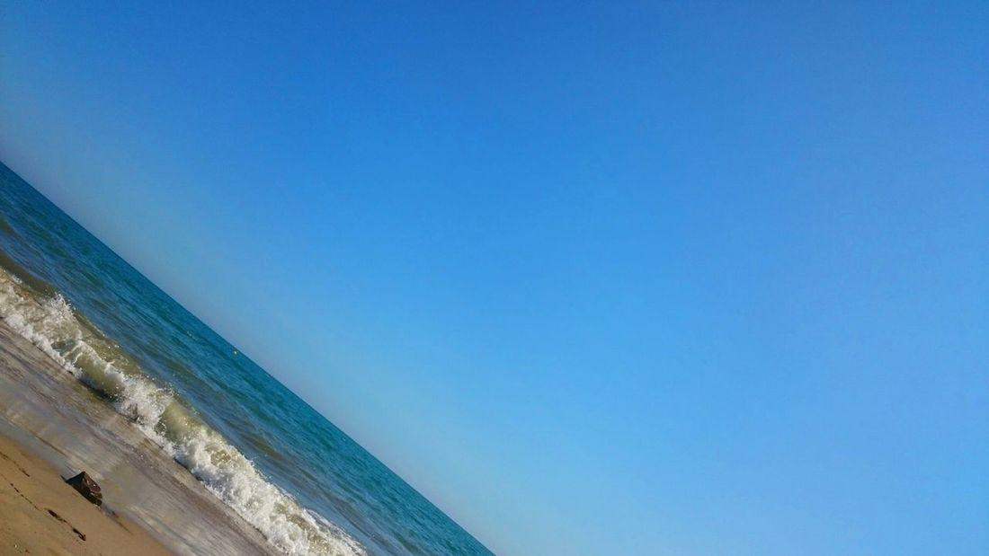Fuen Playeando Mar Sky