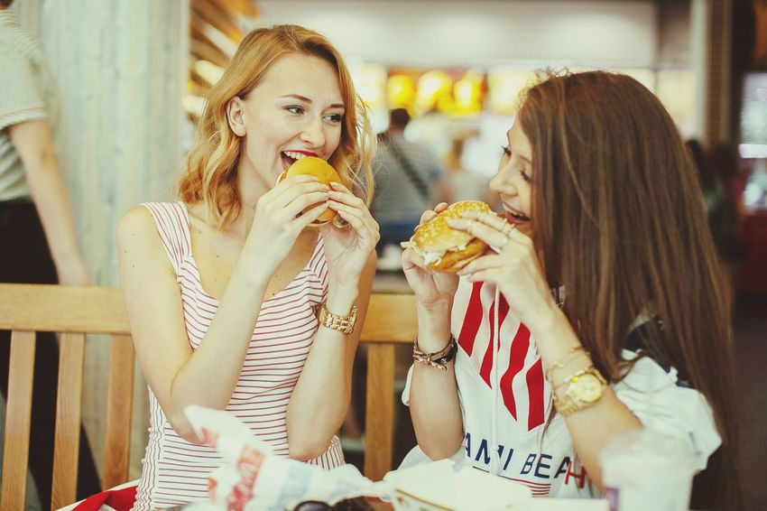 Mealtime McDonald's
