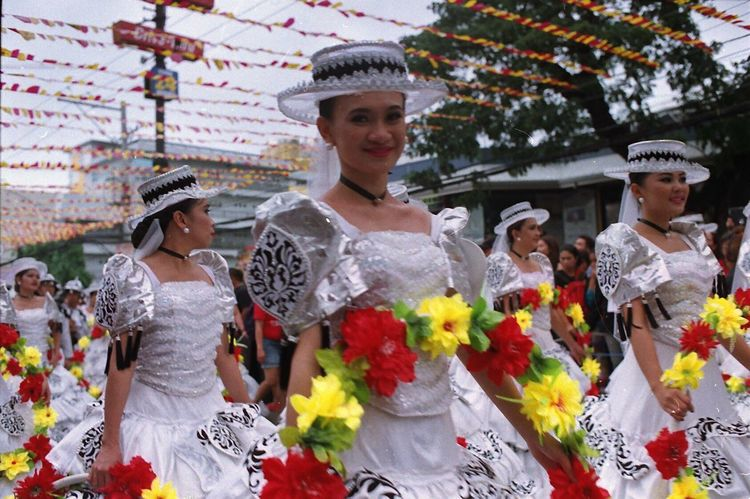 Life in Film Sinulog Festival Cebu Philippines Outdoors Festival Season Film Photography Film