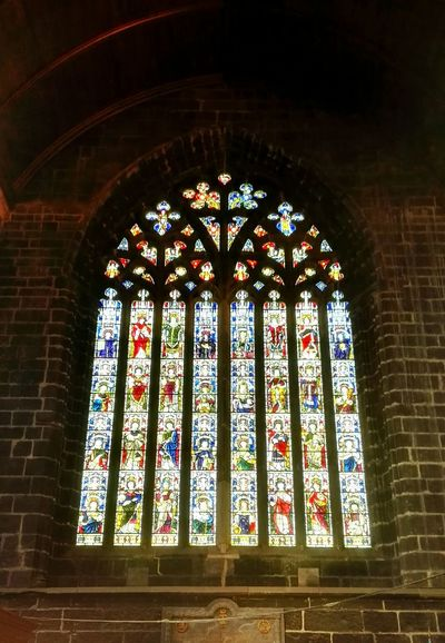Doors Open Day Renfrewshire 2015 Stained Glass