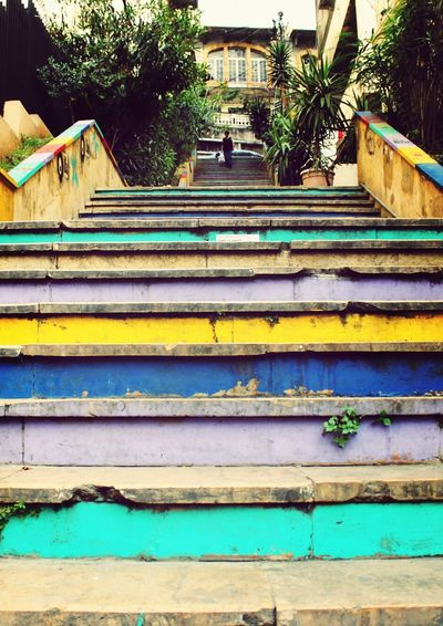 The colorful streets of Gemmayzeh; Beirut - Shoot, Share, Learn- EyeEm Beirut Meetup Colors Photography Beautiful