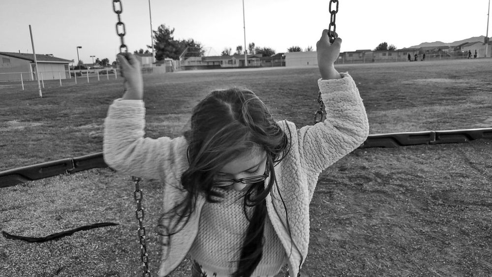 Arms Raised Human Arm Happiness Outdoors Child Photography Eye Em Best Shots Park Life Adelanto Ca Calm Nature Relaxation Grass Monochrome Photography Black And White Photography