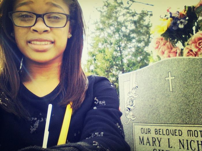 Me Nd My Mawmaw I Miss Her So Much<3 R.I.P