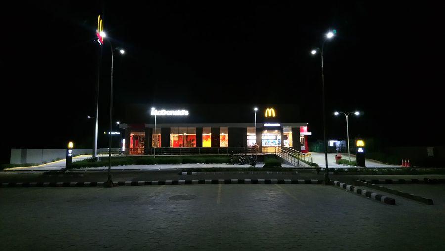 McDonald's on