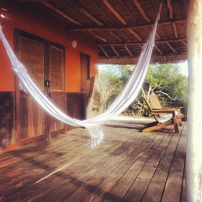 Just did my first Scuba Dive in over 7 years and it was amazing! @nuarro lodge @mozamtravel Moztravel Mozambique Africa Travel traveltips scuba diving now time to chill in my hammock ;)