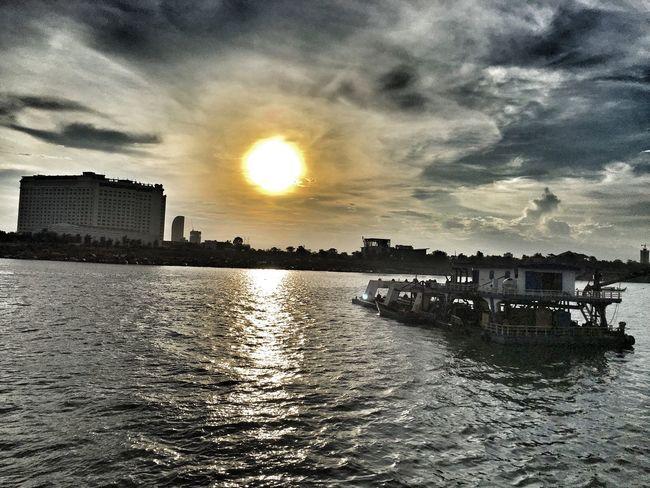 Sunset Sunshine
