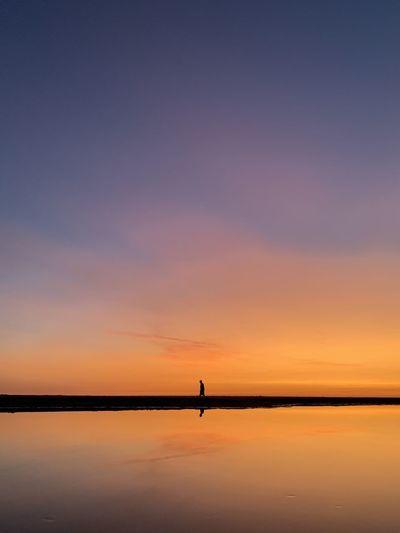 Sunset hour