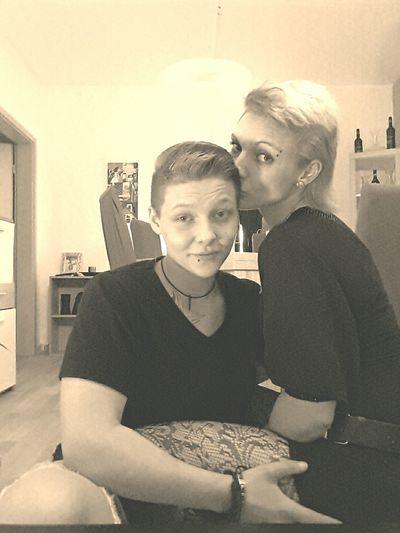 Two People Love Beautiful Woman First Eyeem Photo