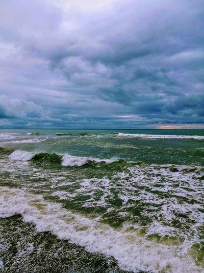 Water Sea Wave
