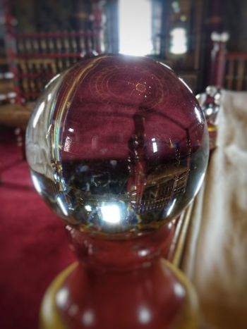 castle crystal ball Castle Bed Bedroom King Mystery City Close-up