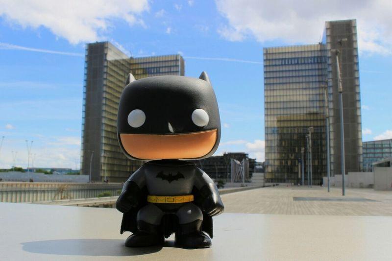 Batman ❤ Batman
