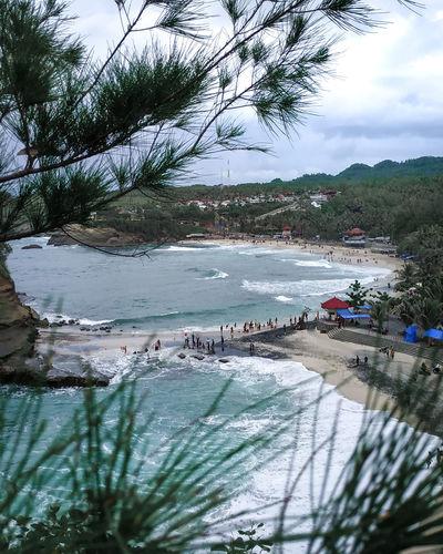 Klayar Beach,