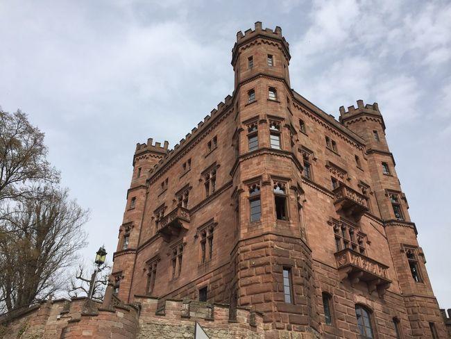 Castle Schloss Ortenberg