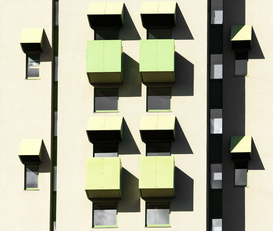 Berlin Architecture Architecture Building Exterior Built Structure Close-up Day No People Outdoors Yellow