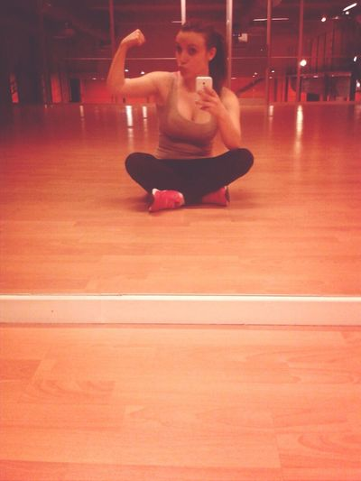 Gym Afterworkout