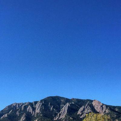 Flatirons Boulder Colorado Flatirons Sky Photanaka Mountains Showcase: November