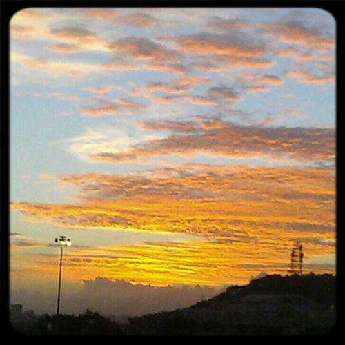 Sun Sunrise Clouds And Sky