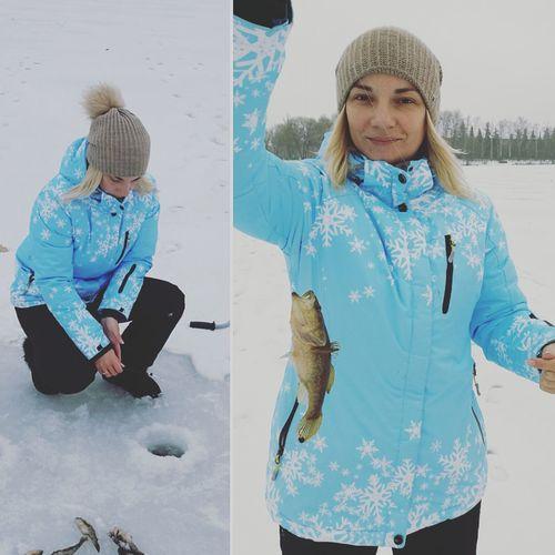 Зимняярыбалка первыйлед