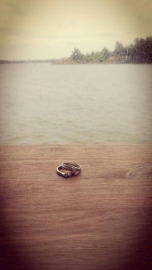 Weddingring Sea Wood