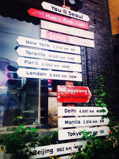 Where to go ? Hello World Relaxing 一起喔喔 Travelling