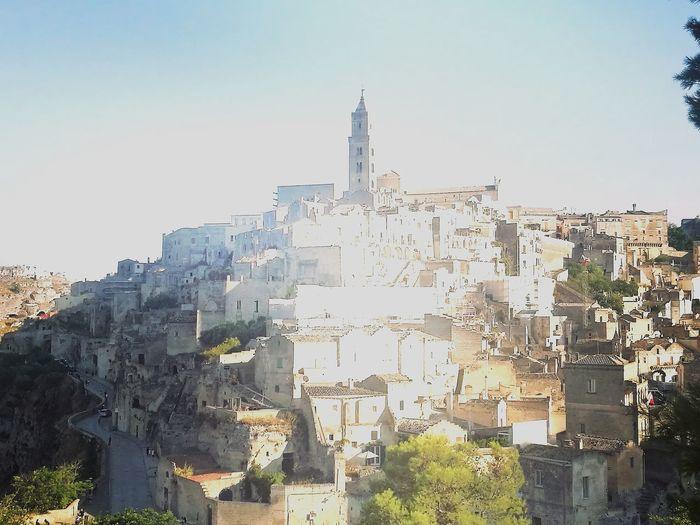 Matera Old City Historical City