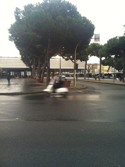 Ghost rider, Termini Station Streetphotography
