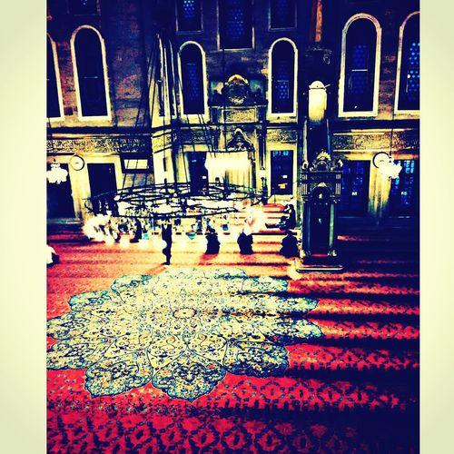 Istanbul City Eyüpsultancamii Mosgue Istanbulove Ramazan