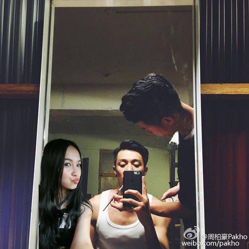 Pakho Guangzhou Faces Of EyeEm Taking Photos Happy