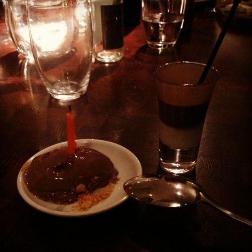 Scrummy Birthday Dinner Fino