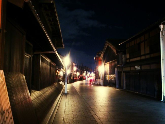 TOWNSCAPE Night View Kyoto,japan XPERIA
