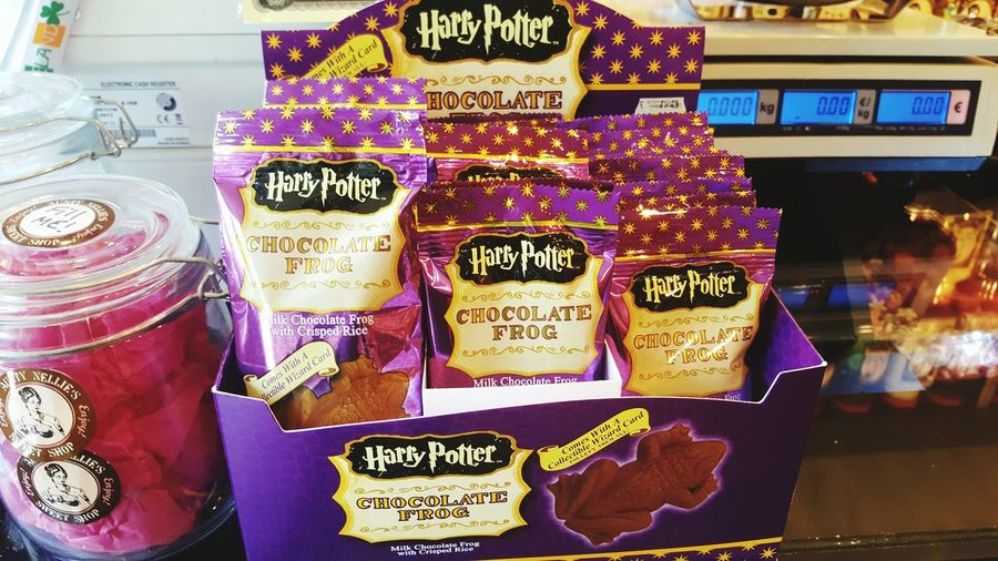 The Magic Mission Harry Potter Chocolate Chocolatefrogs Magical