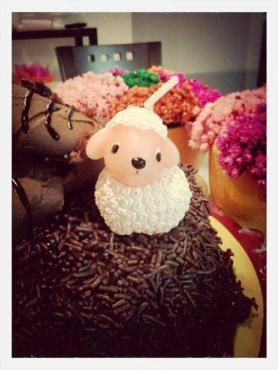mensario de Alice! Birthday Happy Birthday! Birthday Cake