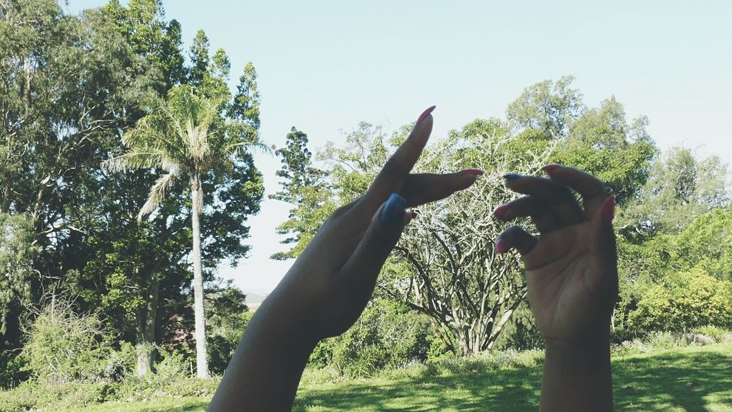 Her hands telling their own story. Human Hand Grass Day Togetherness Outdoors People Nature Tree Letting Go Long Goodbye Grunge Photography Nature Sentimental Small Town