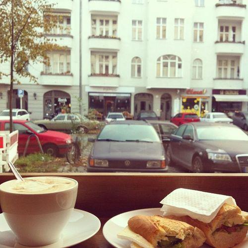 Der Tag kann kommen #ccb11 #berlin Berlin Ccb11