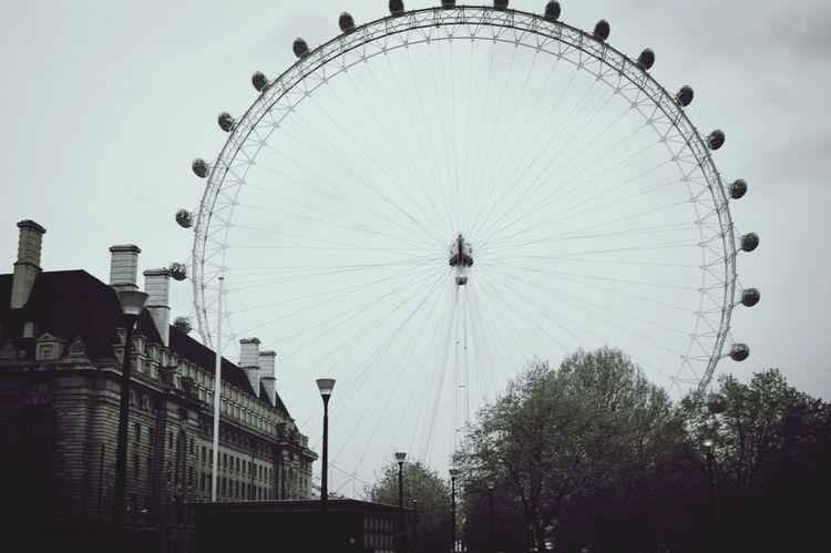 London Eye England ✝ LONDON❤