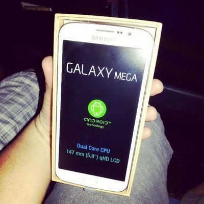 Mi Nuevo  SamsungGalaxyMega