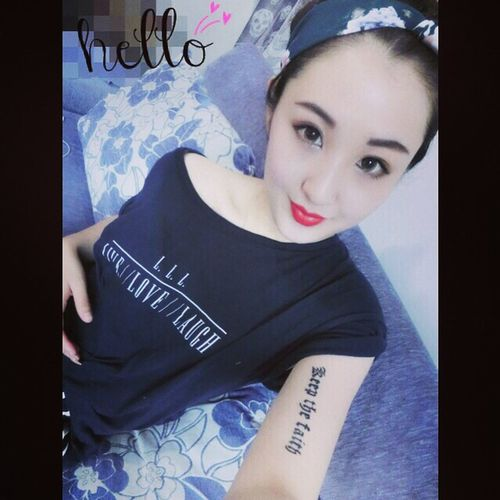Tattoo Tattoo Girl Tattoo Style Cool Girl!