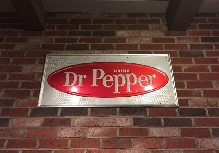Dr. Pepper Signs_collection Sign Soda Sign Looking Up Brick Wall Eyem Collection Eyeem Photography Wall Decor EyeEm Gallery Eyeem Market EyeEm Eyeem Community Elizabethtown, PA EyeEm Best Shots Simple Photography Rafters Rafter Wood Pivotal Ideas Colour Of Life