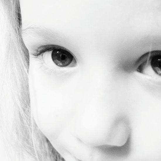 Face Texture Perfectnature Humanbody Blackandwhite EyeEm Eye Expression Innocence