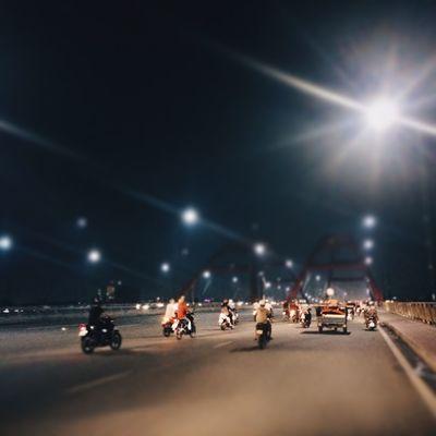 Heading home…! Saigon Motorbike Streetphotography Night Light Night Lights Nightphotography