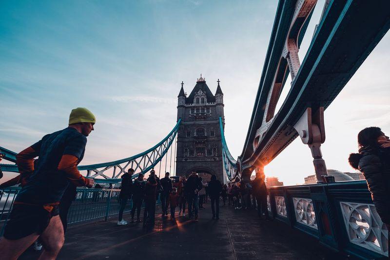 Tower Bridge at