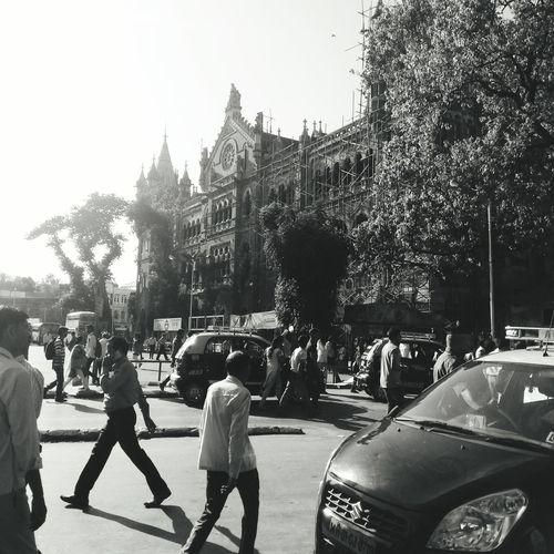 Mumbai in the year 2017